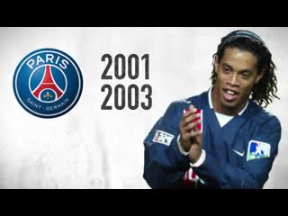 Le Magicien Ronaldinho #Ligue1Legends