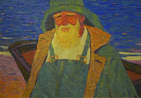 Модоров Николай Николаевич (21 июля 1927 - 1989) Один из основателей Владимирской школы пейзажной живописи, родоначальник направления городского индустриального пейзажа во Владимире. В 1951 г.