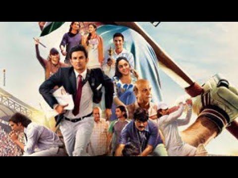 Sushant Singh Latest 2018 Hindi Full Movie | Disha Patani, Kiara Advani, Neeraj Pandey