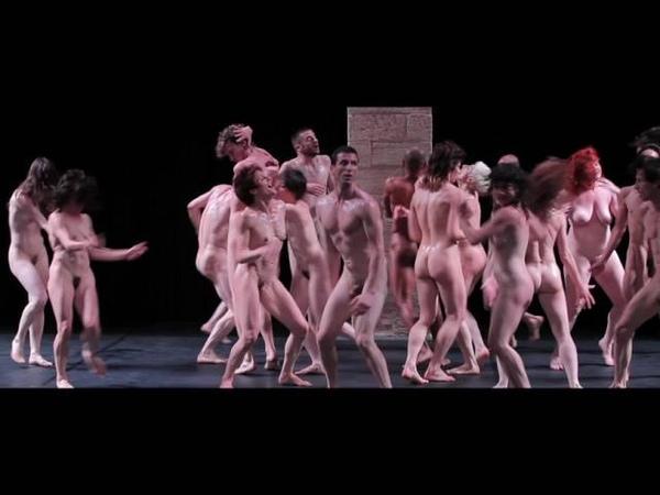Tragédie (teaser) - Ballet du Nord Olivier Dubois, CCN de Roubaix Hauts de France / DANSE