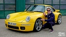 The Ruf CTR Yellowbird is the Rebirth of a LEGEND
