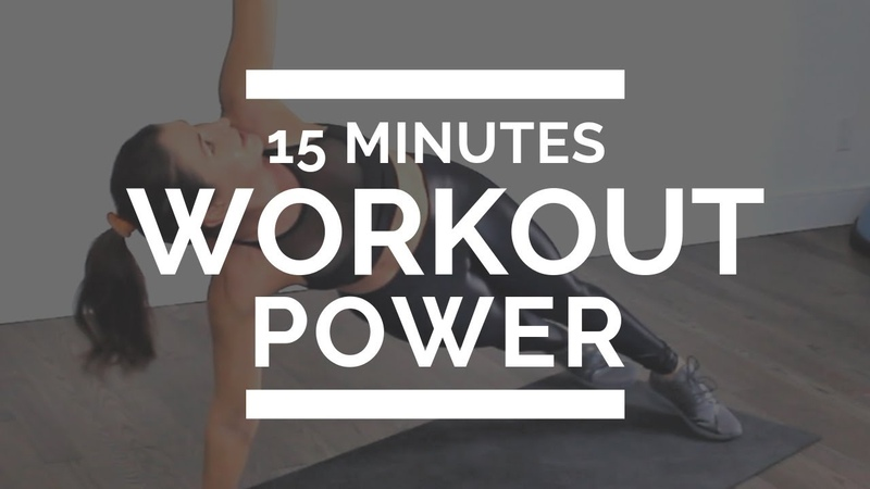 15 MINUTE BODYWEIGHT DUMBBELL WORKOUT - NO REPEATS!