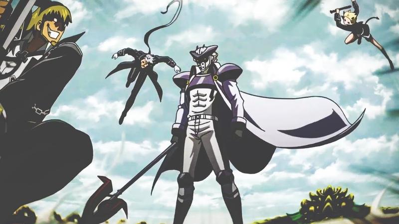 Akame Ga Kill - Bullat Tatsumi vs Liver, AMV | Убийца Акаме - Буллат, Тацуми vs Ливер