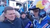Проводы команды КАМАЗ-мастер на Дакар-2019 с участием Рустама Минниханова, часть 1