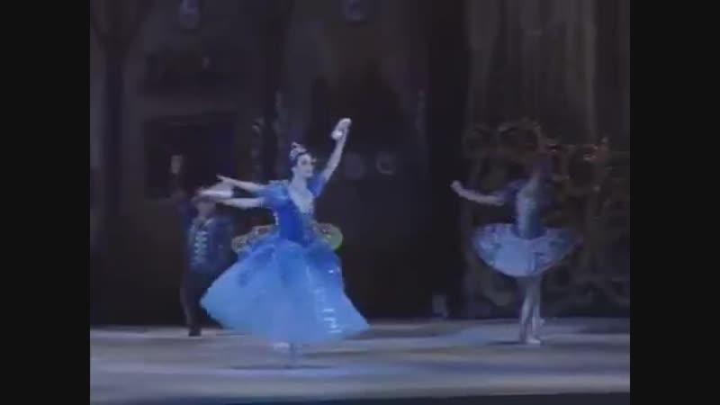 Хрустальный башмачок (Акт I) - балет (Н. Касаткина и В. Василёв)