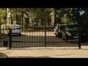 У детского сада № 33 «Росинка» вырос забор, закрывший проезд к учреждению