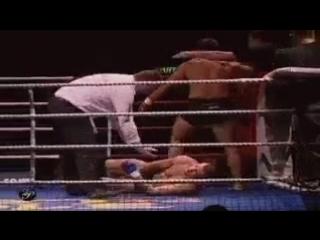 Suloev Stretch - Amar Suloev versus Paul Cahoon