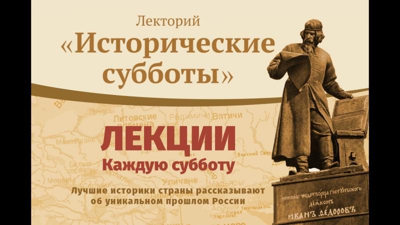 Блиц-интервью с Борисом Ляпустиным.