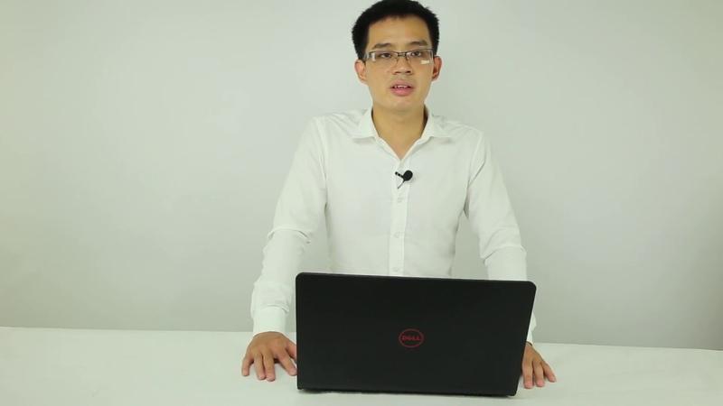 Dell Gaming 5577 i5-7300HQ, Ram 8G, HDD 1Tb, VGA NVIDIA GTX 1050-4G