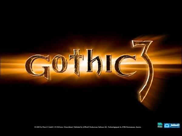 Gothic 3 soundtrack - Piano
