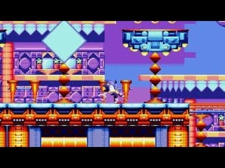 Sonic 1 Mod – Among the Others (The Love of Creation)