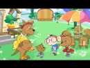 Lesson 3_(B)Nice to meet you. - Cartoon Story - Greeting - Introducing - English Education