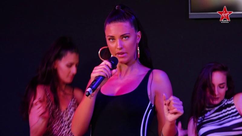 Antonia Hotel Lounge Live @ Virgin Radio Romania