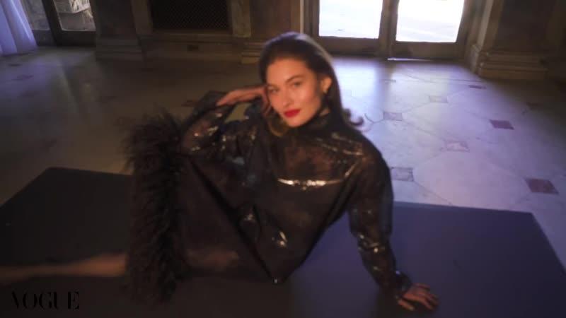 Bir Model Gibi Dans Et_ Grace Elizabeth _ Vogue Türkiye