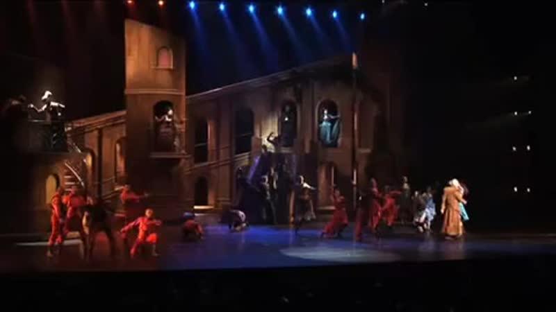 Roméo Et Juliette - fragments for teasers of Asia Tour 2007-2009