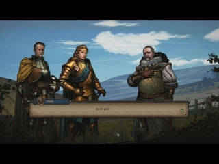 12 Minutes of Thronebreaker_ The Witcher Tales Gameplay