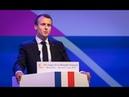 Discours d'Emmanuel Macron 13 06 2018