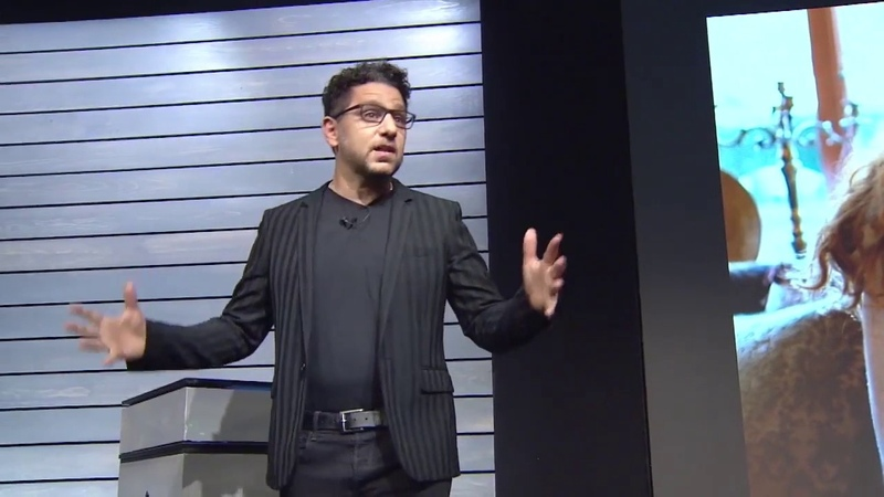 Microsoft Chief Product Officer Panos Panay talks about technology fading to the background