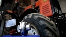 Установка турбины на тракторе МТЗ Беларусь 82 0 / Turbo installation on tractor MTZ Belarus 82 0