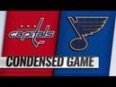 Washington Capitals vs St. Louis Blues – Sep.25, 2018 | Preseason | Game Highlights | Обзор матча