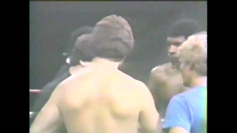 Bill Morrison P.K.A. U.S. Super heavyweight Title Bout w_⁄ Big John Jackson