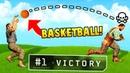 BASKETBALL FINAL KILL in BLACKOUT! (BO4 Black Ops 4 FAILS WINS 1)