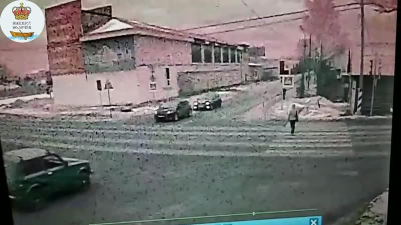 Авария Вышний Волочек, ул. Паркоммуны 43/46.