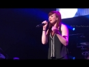 Jen Ledger Singing Born Again with Third Day 3_23_14
