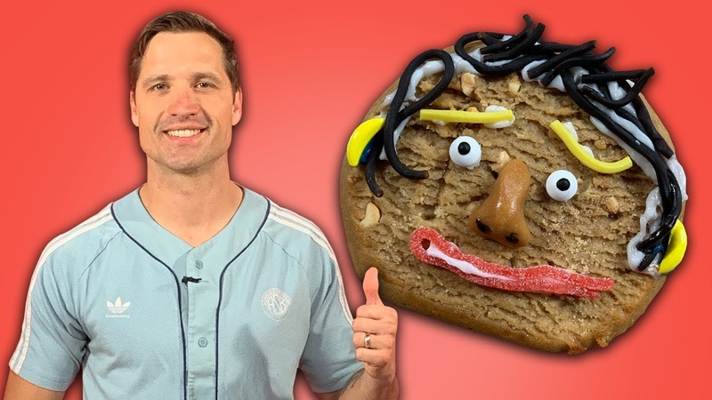 A Walker Hayes Cookie Sings His New Country Single Don't Let Her Treat Yourself
