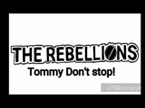 Tommy Robinson- The Rebellions-Tommy don't stop! Tommy Robinson song! Tommy free!! Abt time! Plz shr