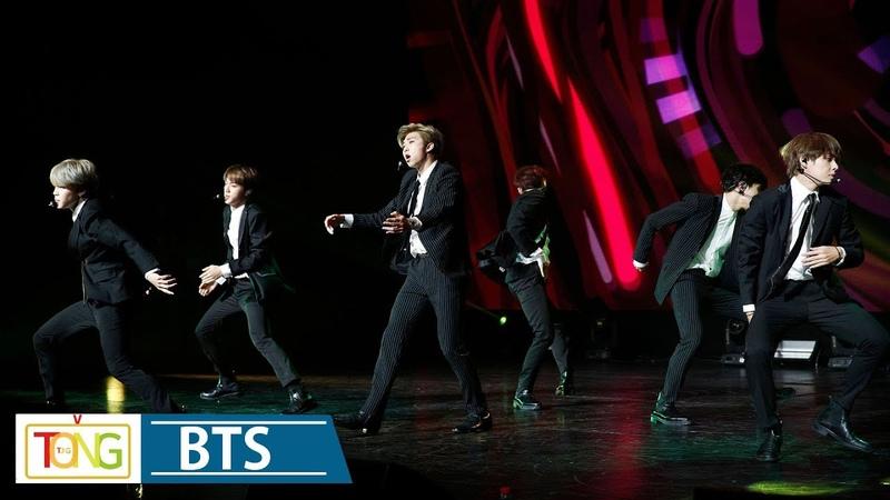 BTS DNA IDOL Korea-France Friendship Concert Stage (방탄소년단, 한불 우정콘서트 한국 음악의 울림, 47928