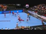 Hrvatska - Makedonija 31-22 (16-11), Posljednjih 8 minuta (WC GERDEN 2019), 14.01.2019. HD