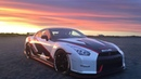 Тест драйв Nissan GT-R Nismo R35 Time Attack Tsukuba Mazda Rx7 Rx8 Suzuki Swift
