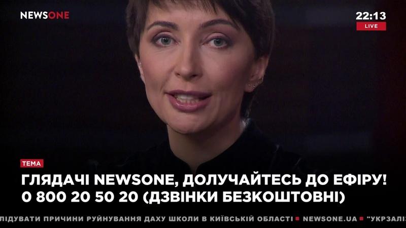 Военное положение и выход из него – Субъективные итоги с Еленой Лукаш 01.12.18