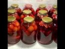 Компот универсальный (сливовый; персиковый; вишня+крыжовник; красная смородина+яблоко; яблоко+малина)