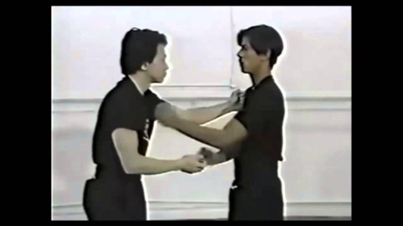 Sifu Chow Wing Chun Desengates Treino Básico