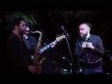 Boris Plotnikov band - Boris Blues (feat. Anton Kotikov) harmonica vs sax