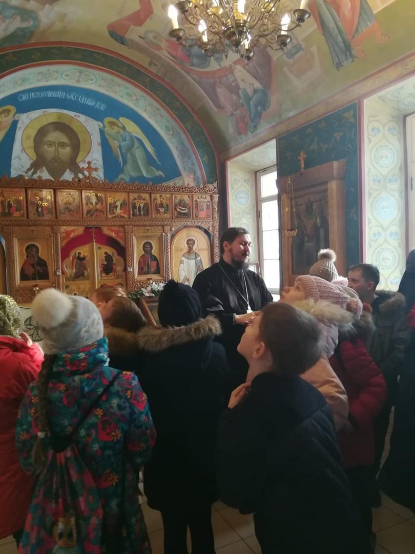 Экскурсия по храму святых бессребреников и чудотворцев Космы и Дамиана в Космодемьянском