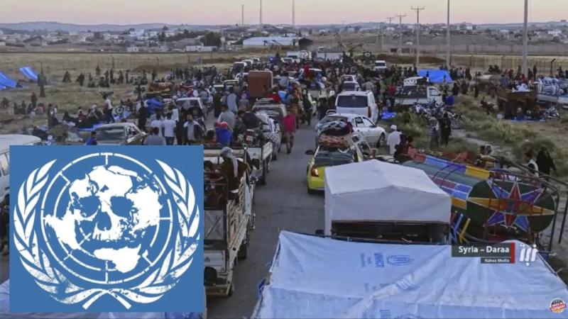 Vereinte Nationen 192 Länder einigen sich auf Steuerung von Massenmigration