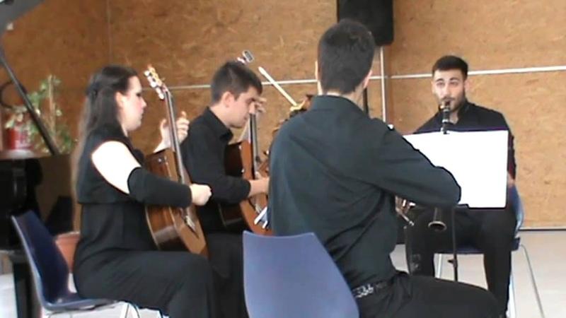 Quartetto Op 8 Gragnani - 20 06 2015