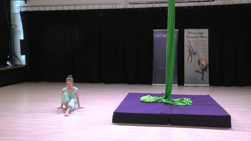 Ангела Колчина Catwalk Dance Fest pole dance aerial 30 04 18