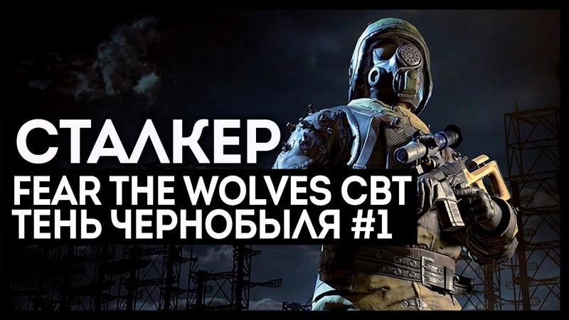ДЕНЬ СТАЛКЕРА. Fear the volwes CBT и Тень Чернобыля 1
