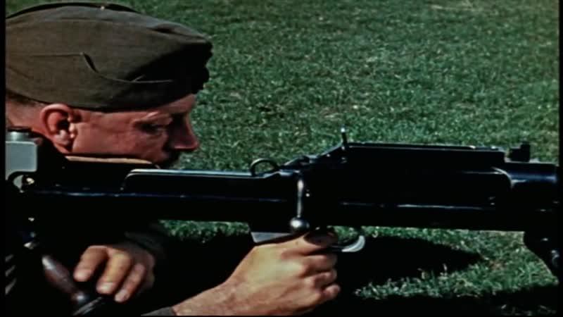 KILLING TANKS! BOYES Anti-Tank Rifle WWII Training Film