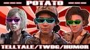 Telltale|TWDG| Potato (humor/meme)