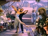 Gene Kelly and Leslie Caron - Dancing Scene 02 - An American In Paris