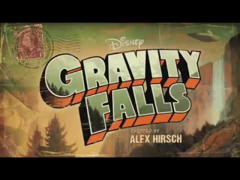Песня о Гравити Фолз на Русском/ song about Gravity falls in Russian
