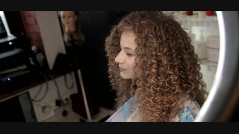 Щипцы для волос Riff Professional Щ1125 для создания афро-локонов