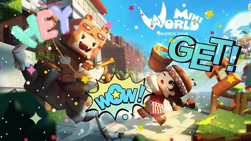 Mini world block art | Map Super Tower Chicken Defence