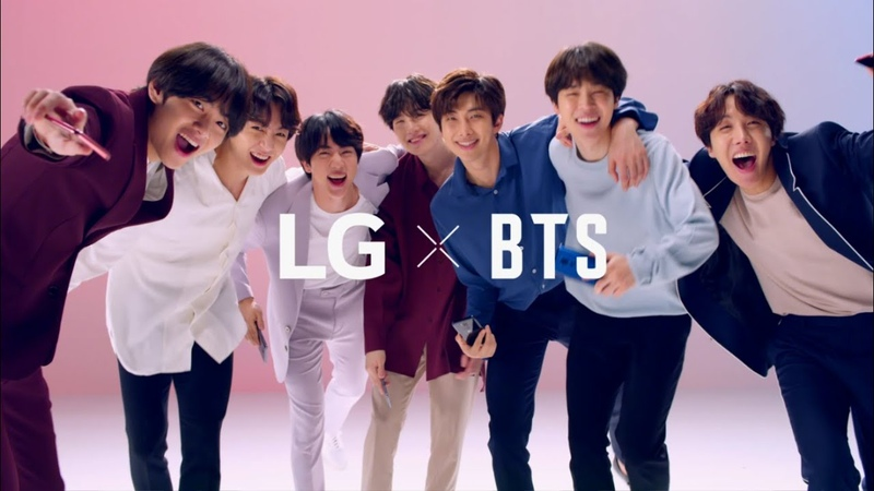 LG G7 ThinQ: Main TVC with BTS (Long Ver.)