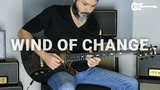 Scorpions - Wind Of Change - Electric Guitar Cover by Kfir Ochaion
